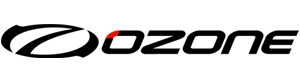 Logo kitesurf de la marque Ozone